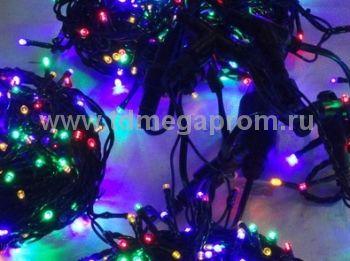 Гирлянда светодиодная  LED-BS-20х3-24V-RGBY      (арт.30-7222)