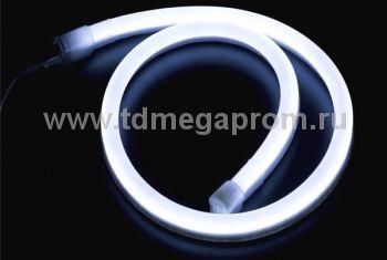 Гибкий неон светодиодный  LED NEON FLEX  LN-FX-50M-220V-W      (арт.99-3345)