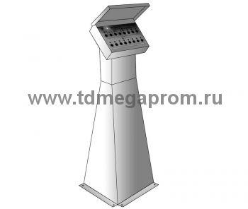 Выносной пульт управления ВПУ-4 (8 фаз, с основанием)  (арт.75-6532)