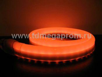 Гибкий неон  LED Neon Flex  LN(H)-FX-50M-24V-O  (арт.32-35)