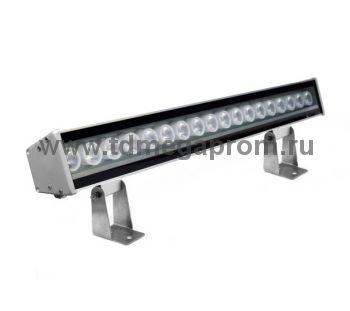 Прожектор светодиодный линейный СДУ-L500W  (арт.10-7825)
