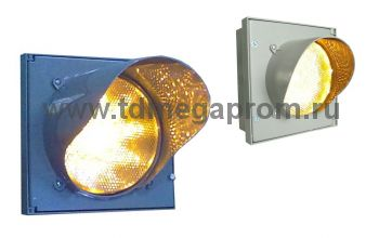 Светофор светодиодный мигающий Т.7-ИПП  (арт.78-8065)