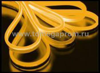 Гибкий неон  LED Neon Flex  LN(B)-FX-50M-24V-Y   (арт.32-3913)