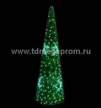 """Объемная фигура  """"ЕЛКА 3D""""  LED-MPT-024 (арт.30)"""