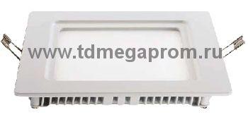 Светильник интерьерный встраиваемый СДИ-М015625  (арт.50)
