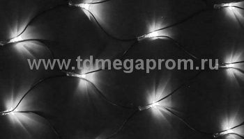 Сеть светодиодная LED-MPN-(C)-288-2x2М-W   C контроллером!  (арт.30-5718)