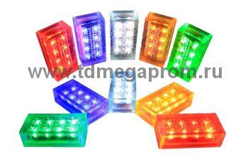 Светодиодная брусчатка LED-AB на солнечных батареях (арт.41)