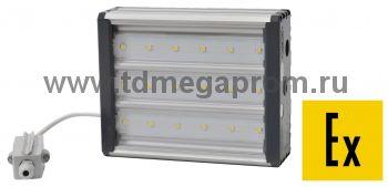 Взрывозащищенный светодиодный светильник LED-УСС-18  (арт.521)