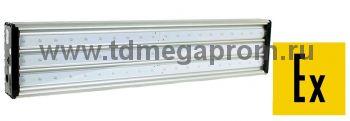 Взрывозащищенный светодиодный светильник LED-УСС-120-Магистраль-Ш (арт.521)