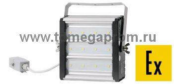 Взрывозащищенный светодиодный светильник LED-УСС-12 (DC12-55/AC10-38)   (арт.521)