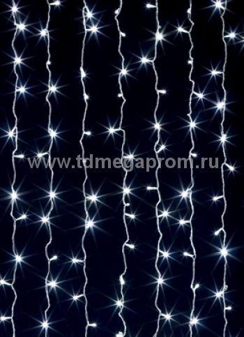 Плей-лайт светодиодный  LED-PL-2x12M-220V-W     (арт.30-8950)