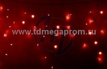 Бахрома светодиодная мерцающая  LED-MPI(F)-3M/0.9-220V-R    (арт.31-8992)