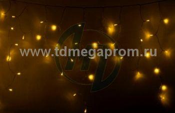 Бахрома светодиодная мерцающая  LED-MPI(F)-3M/0.9-220V-Y   (арт.31-8991)