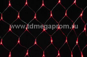 Сеть светодиодная LED-MPN-2.5M/1.22M-220V-R    (арт.32)