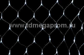 Сеть светодиодная LED-MPN-2.5M/1.22M-220V-W   (арт.32)