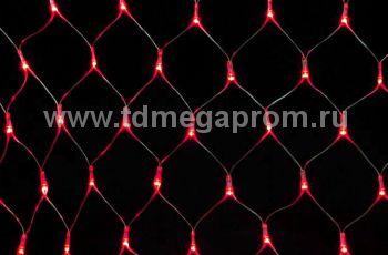Сеть светодиодная  с контроллером  LED-MPN-(С)-2.5M/1.2M-220V-R   (арт.32)