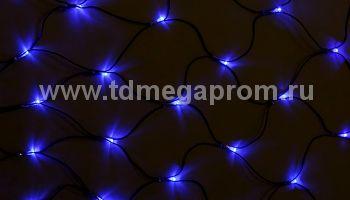 Сеть светодиодная  с контроллером  LED-MPN-(С)-288-2x1.5М-B   (арт.30)