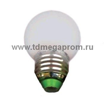 Лампа светодиодная для Белт-ЛайтLED-BL-E27-D45-1W-W (арт.30/31)