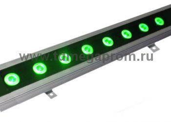Прожектор светодиодный линейный СДУ-L500RGB  СДУ-28  низковольтный  (арт.30-7833)