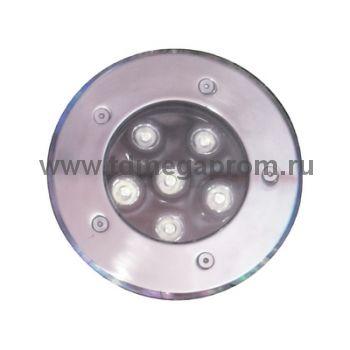 Грунтовый светильник светодиодный  СДУ-11 (арт.30-5786)