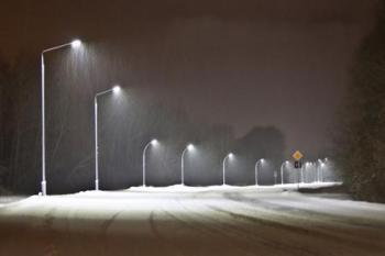 Уличные светодиодные светильники (консольные)
