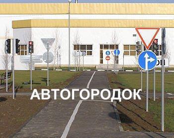 Площадка автошколы (Московская область)Светофоры