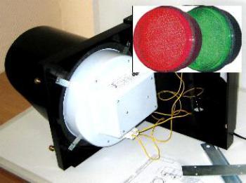 Светодиодные светофорные излучатели от