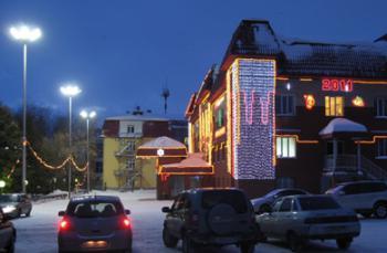 Уличное светодиодное освещение, замена