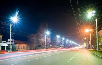 Энергосберегающее освещение городских улиц