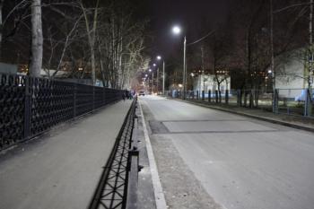 Светодиодное освещение проезжей части