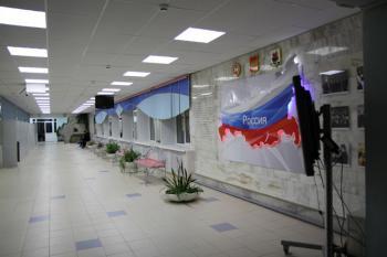 Светодиодное освещение коридора (встраиваемые