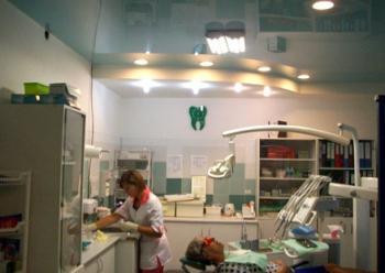 Светодиодное освещение стоматологического кабинета