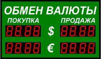 Табло курсов валютР-100-2