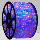 Дюралайт круглый чейзинг  LED-XD-5W-96-220V-RGBY    Сверхъяркий!
