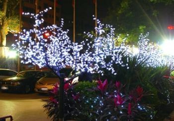 Светодиодное дерево