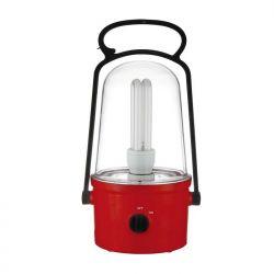 Ламповый аккумуляторный фонарь  ЭЛАФ-1