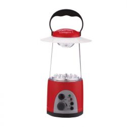 Светодиодный аккумуляторный фонарь САФ-11 радио