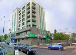 Административное здания НТВ расположено