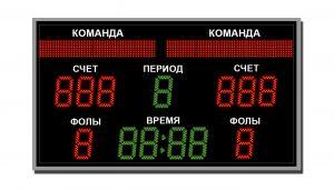 Табло спортивное универсальное ТС-У-2