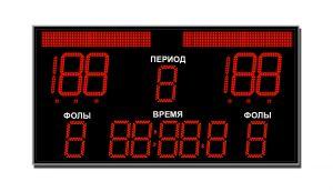 Табло для баскетбола ТС-Б-4 (арт.03)