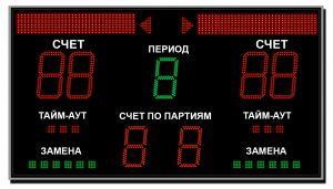 Табло для волейбола ТС-В-3 (арт.03)