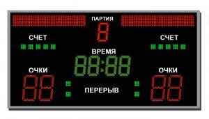 Табло для волейбола ТС-В-9 (арт.03)