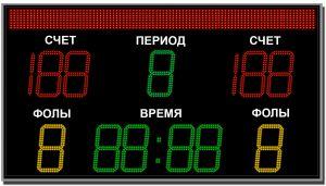 Табло для волейбола ТС-В-2  (арт.03)