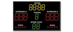 Табло для баскетбола ТС-Б-1 (арт.03)