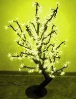 """Светодиодное дерево """"Сакура""""  LED-CBL-Table-224-Y"""