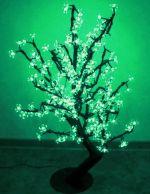 """Светодиодное дерево """"Сакура""""  LED-CBL-Table-224-G"""