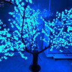 """Светодиодное дерево """"Сакура""""  LED-CBL-1.7-1728-B (арт.30)"""
