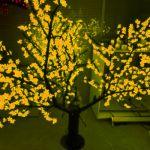"""Светодиодное дерево """"Сакура""""  LED-CBL-1.7-1728-Y (арт.30)"""