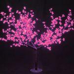 """Светодиодное дерево """"Сакура""""  LED-CBL-2.5-1728-P"""