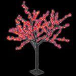 """Светодиодное дерево """"Сакура""""  LED-CBL-1.9-972-R"""